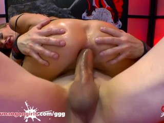 Two ass ladies get Anal Satisfaction